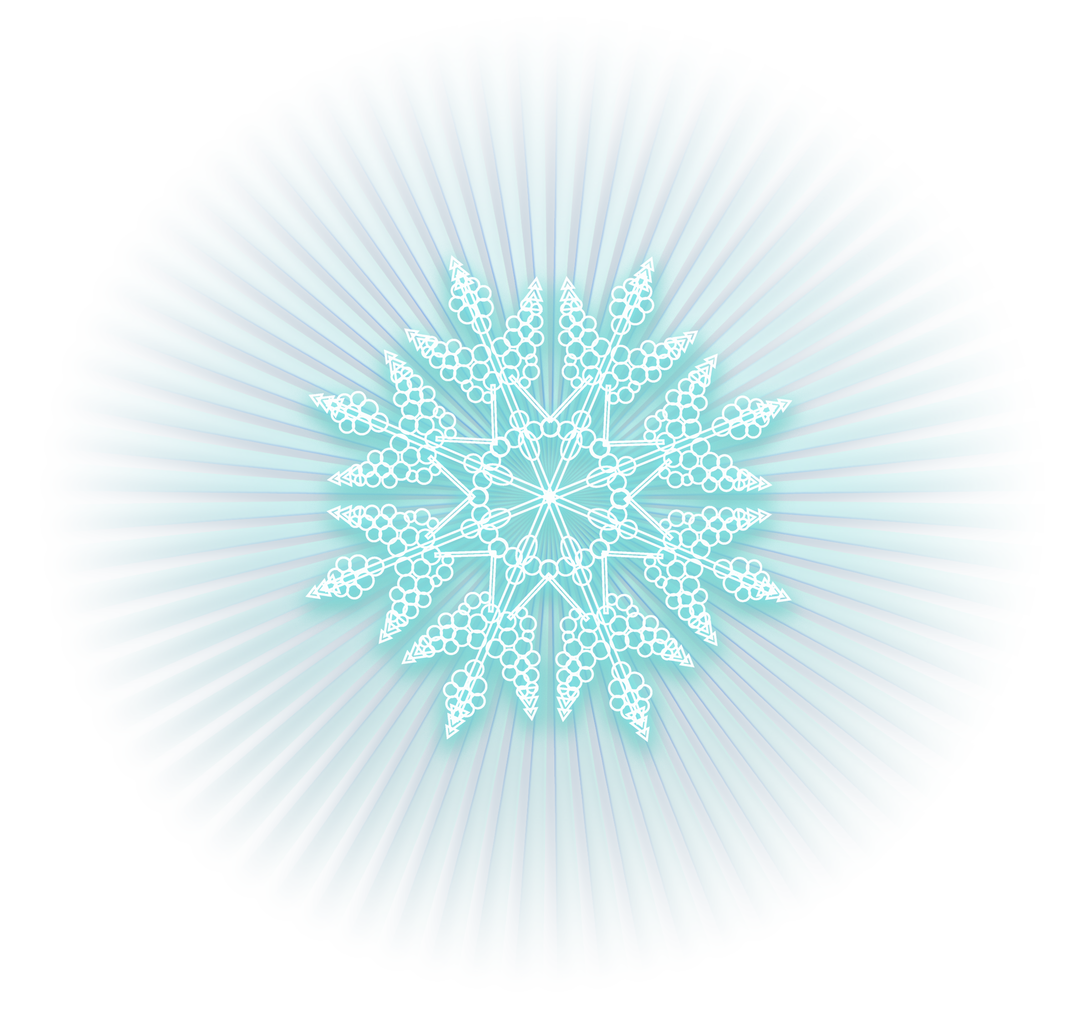 Ice border png. Blue shining snowflake clipart