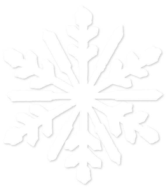 Crystal clipart black snowflake. Png snowflakes images free