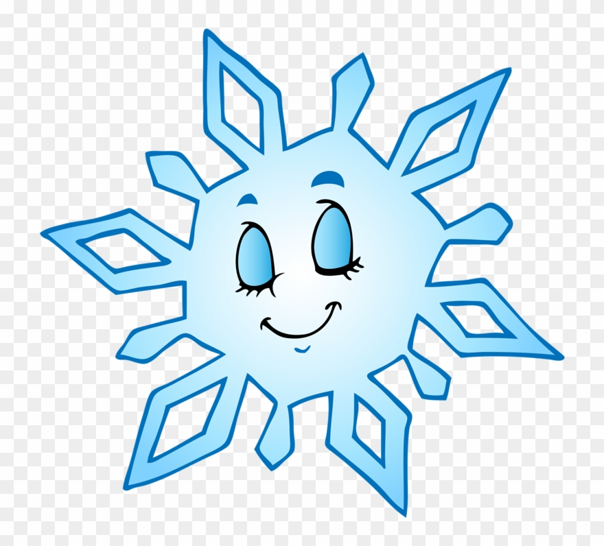 Clipart snowflake cartoon.  images of snowflakes