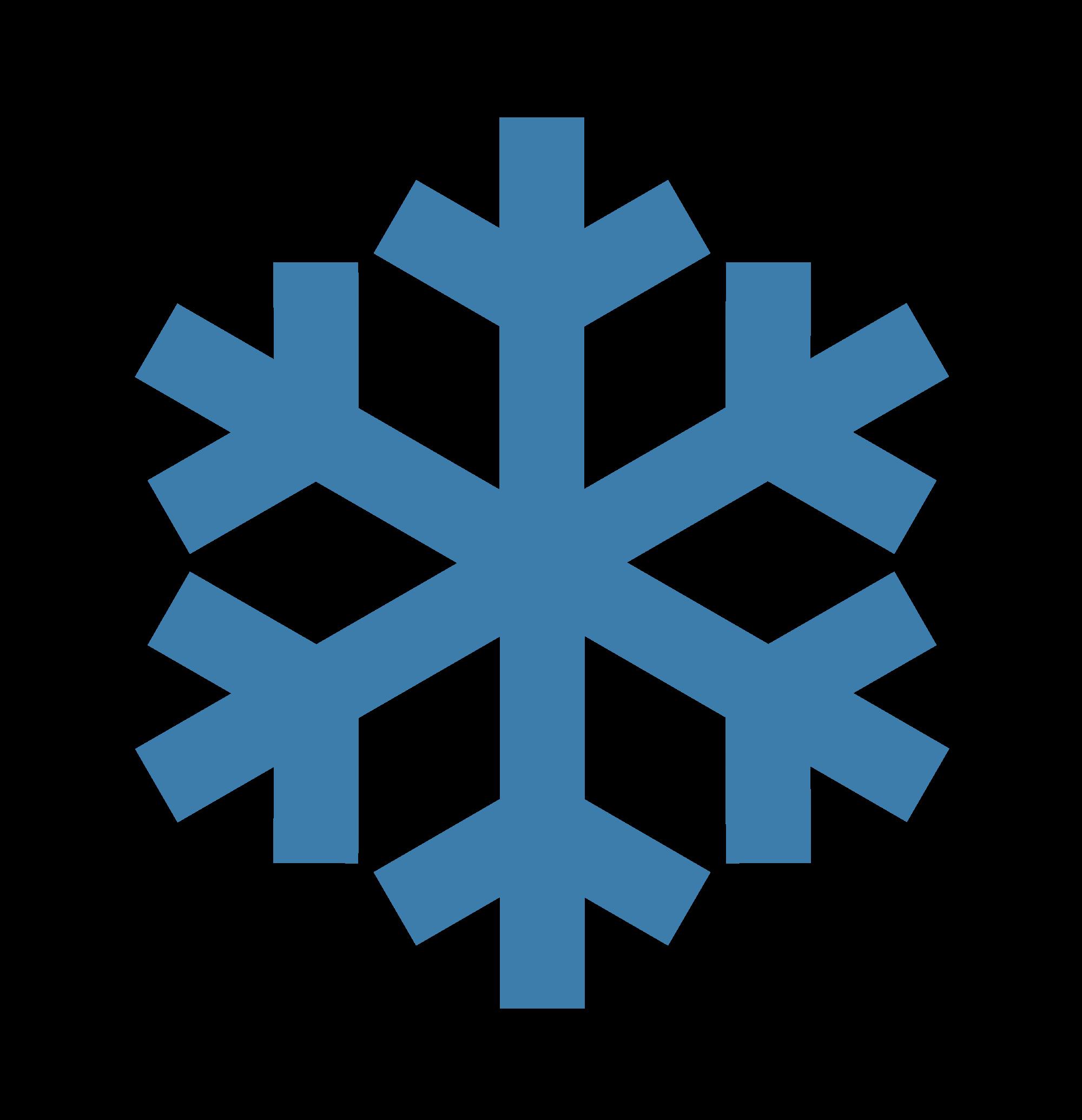 Bullet point acur lunamedia. Clipart snowflake city