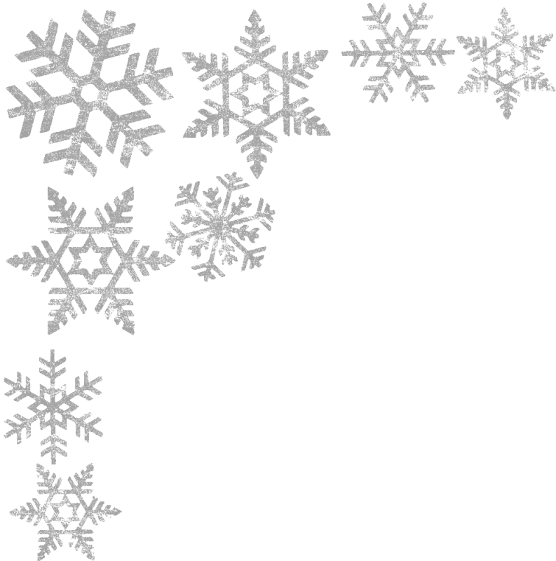 Snowflake clipart cilpart glamorous. Winter border png