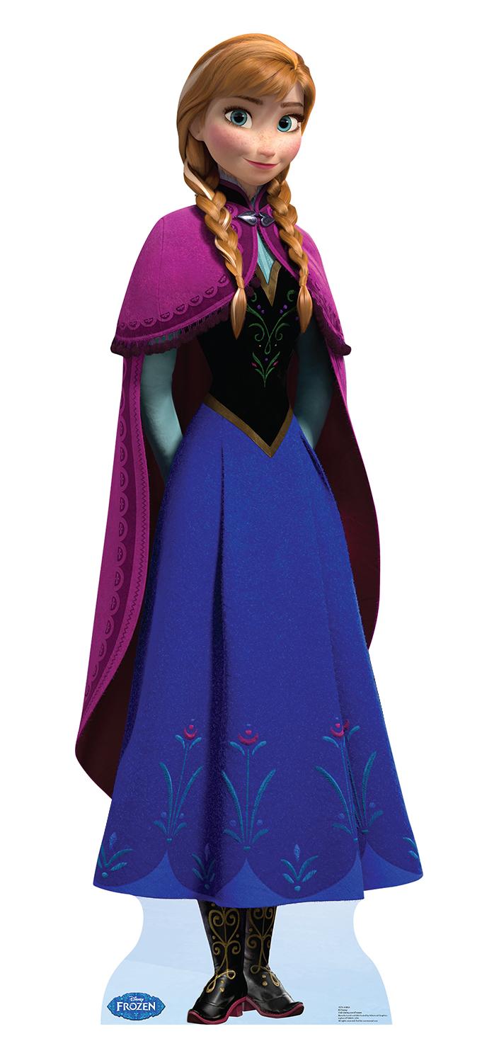 Princess anna png clip. Frozen clipart frozen sisters