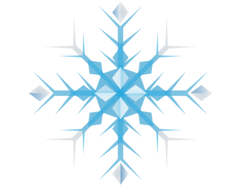 Clipart snowflake easy. Catching snowflakes cliparts cute
