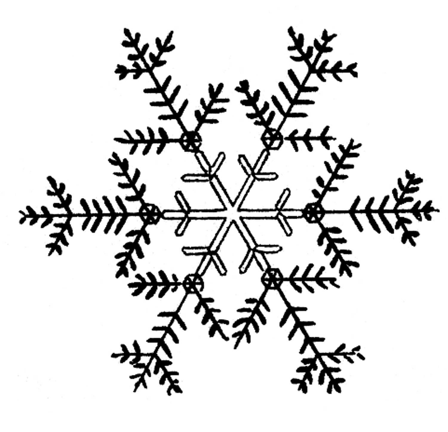 Free snowman cliparts download. Clipart snowflake fancy