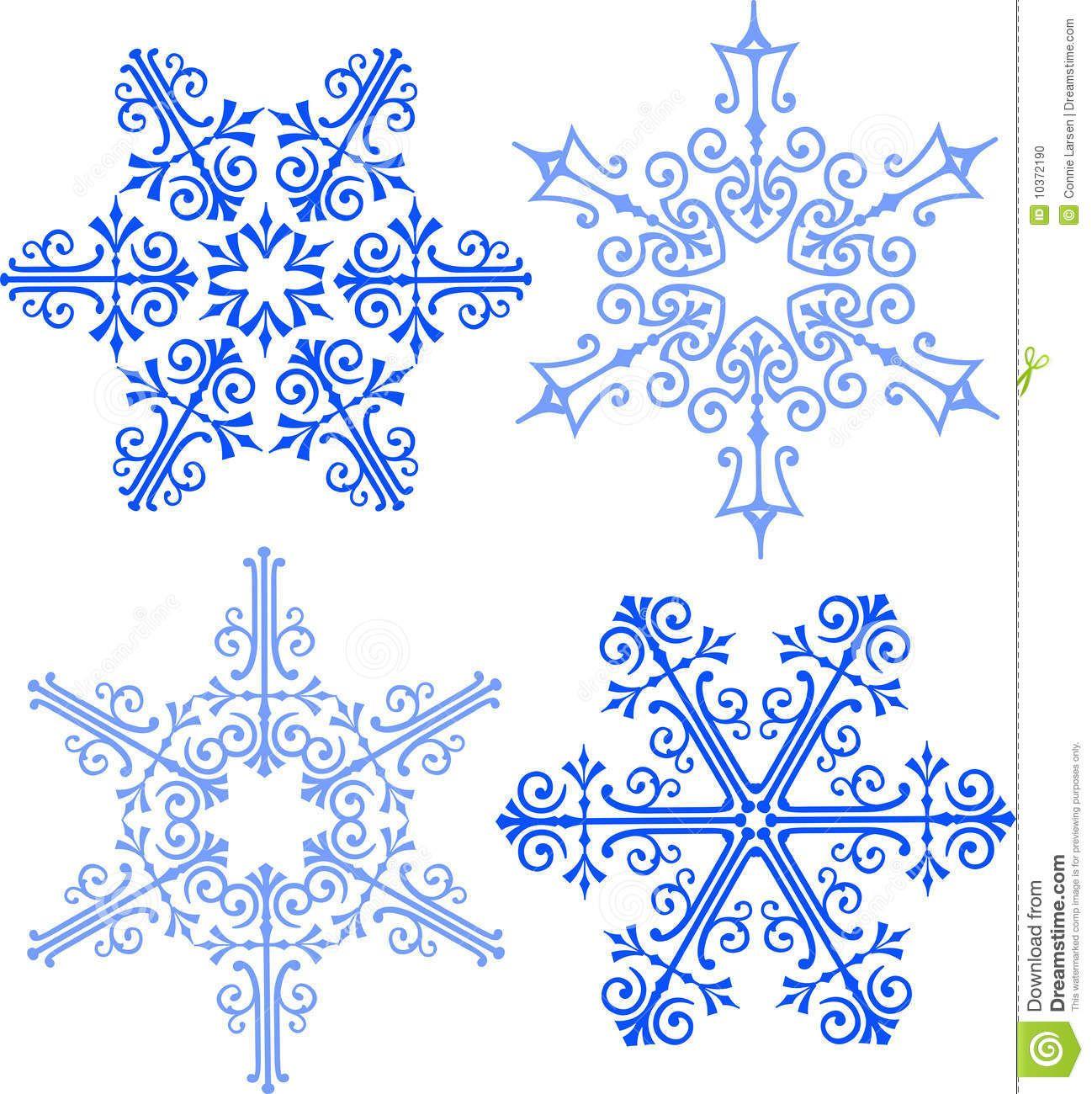 Clipart snowflake fancy. Weddings snowflakes clip art