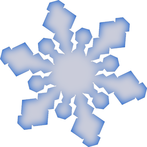 Winter clipart ice. Frame with snowflakes royalty