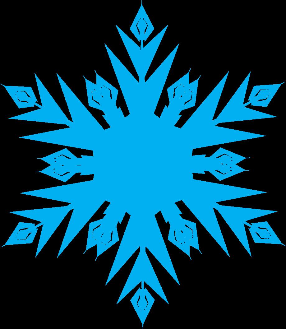 Frozen Clipart Snowflakes  Frozen Snowflakes Transparent