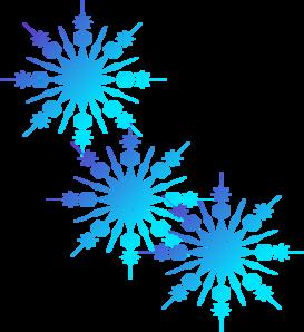 Clipart snowflake light blue. Snowflakes clip art vector