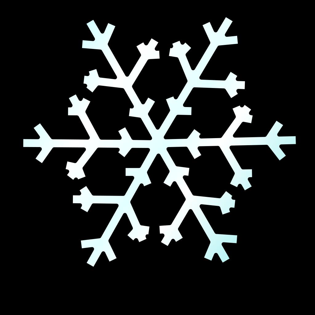 Snowflake clipart frost. December schoolcnxt
