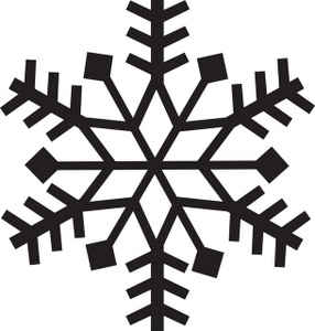 Free cliparts download clip. Snowflake clipart modern