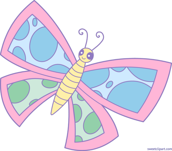 All clip art archives. Wing clipart pastel