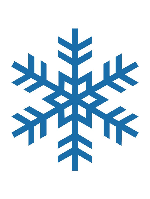 Snowflake clipart pdf. Santa claus cartoon art