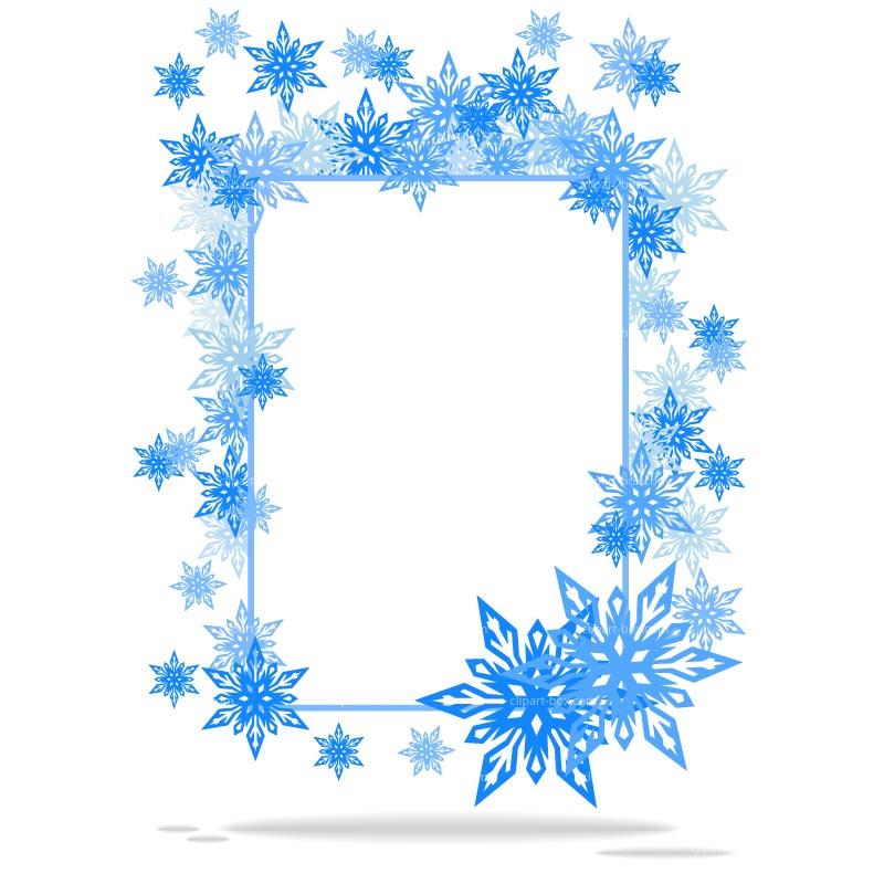 frozen clipart border frozen border transparent free for