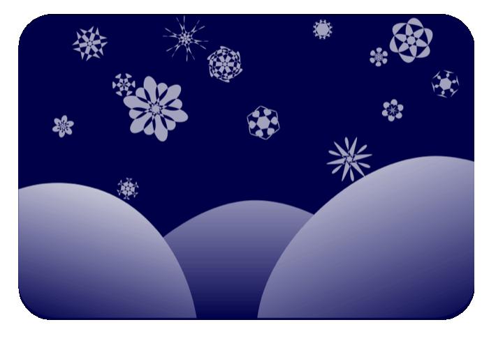 Winter clipart scene. Snowy scenes sports other