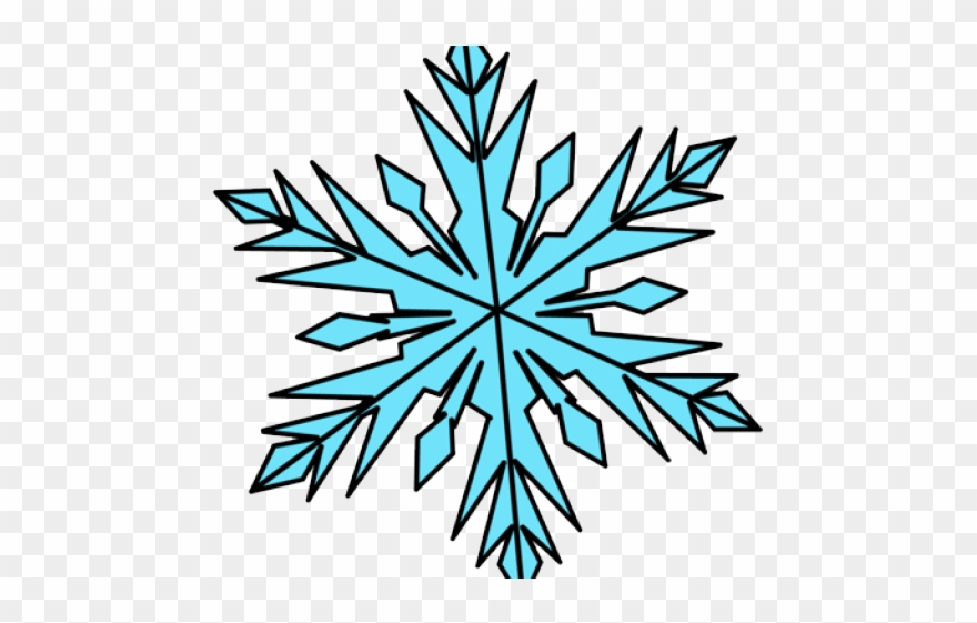 Frozen snowflakes clip art. Olaf clipart snowflake