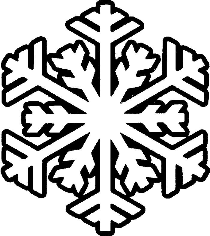Snowflake bitmap
