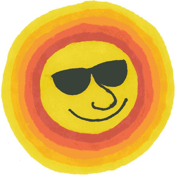 Clipart sun autumn. A perfect world clip