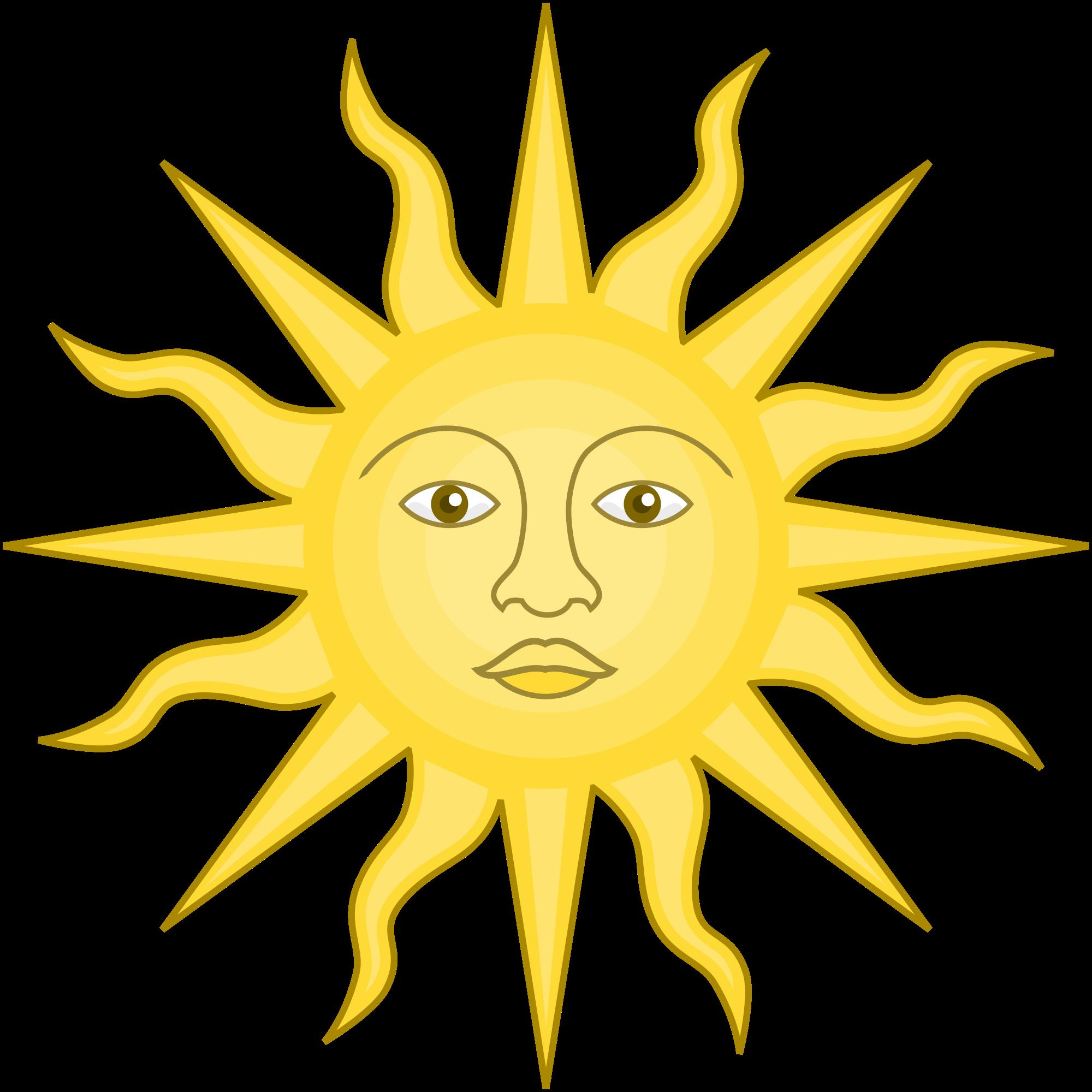 File of york svg. Florida clipart sun