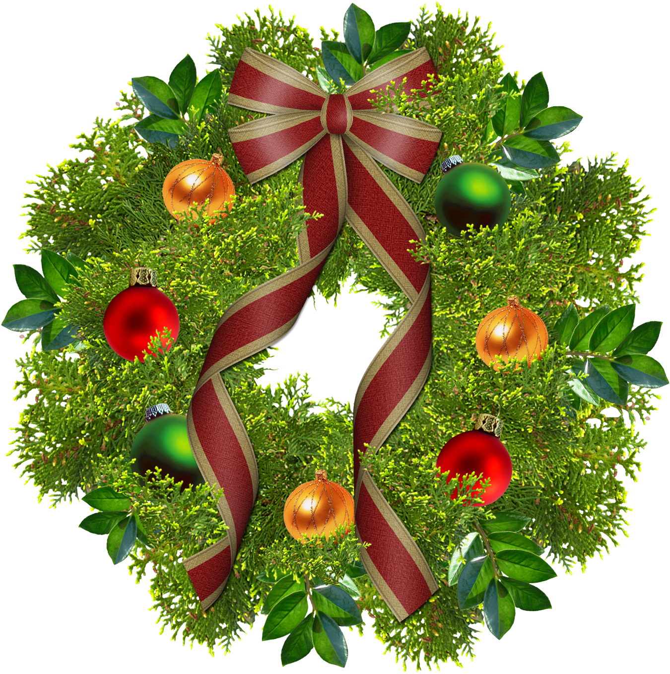 Green clipart transparent background. Christmas png images download