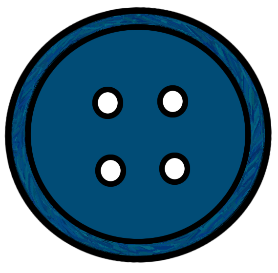 number 2 clipart button