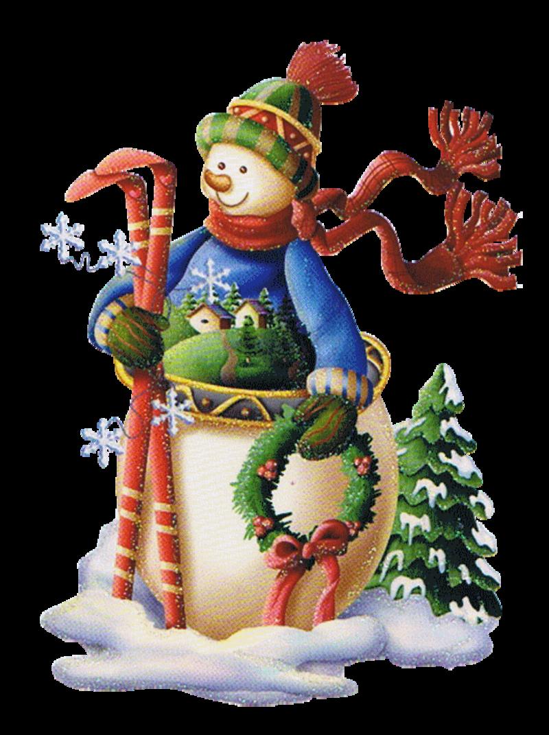 Christmas big x clip. Snowman clipart country