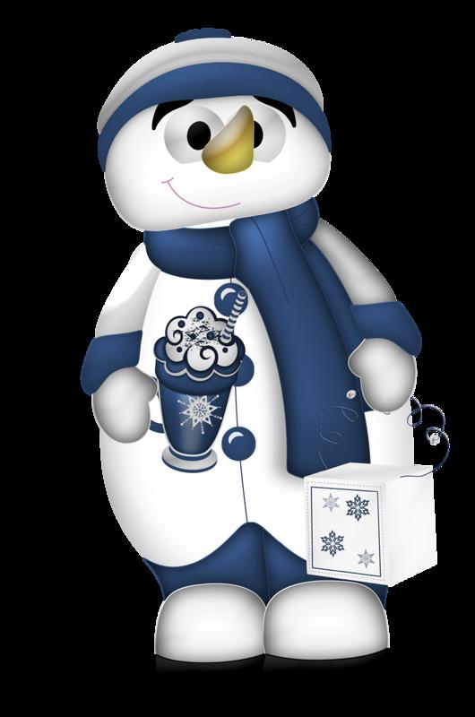 Frosty ride snowman natal. Winter clipart newsletter