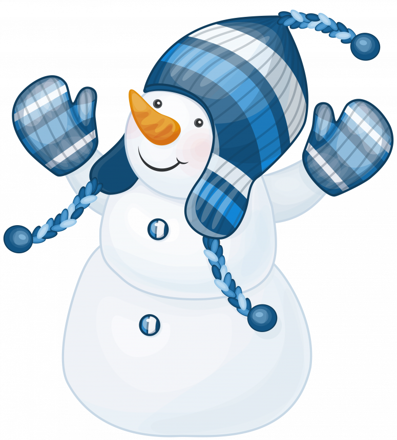Clipart snowman friends. Best clip art library