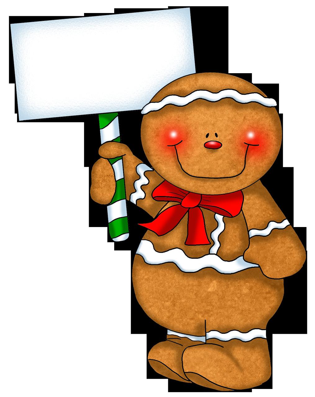 Fridge clipart man. Transparent gingerbread ornament with