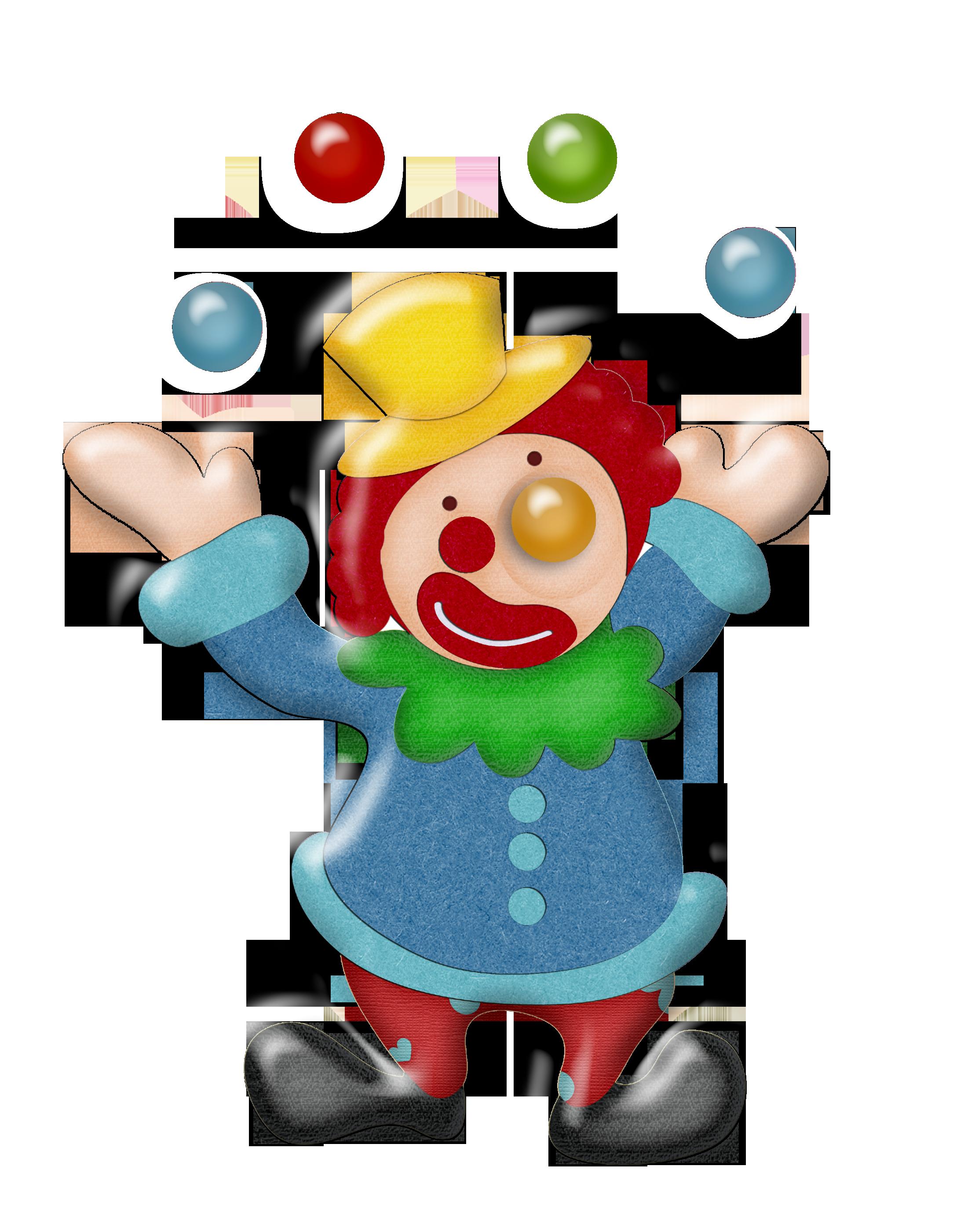 Clown clipart animation. Joker circus clip art