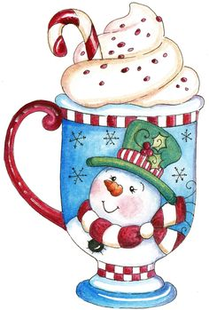 Cocoa free download best. Snowman clipart hot chocolate