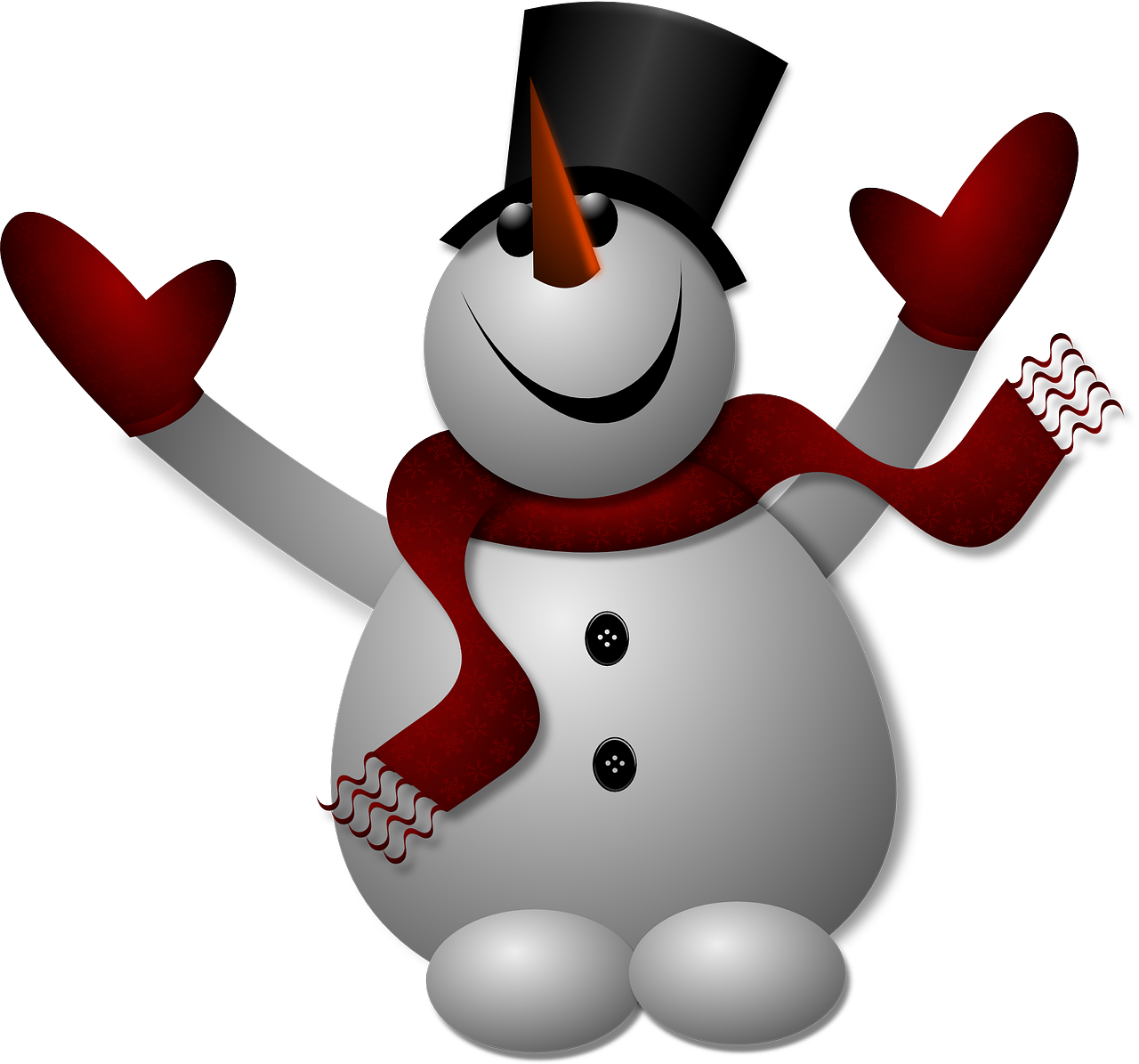 Snow facts for kids. Eye clipart snowman