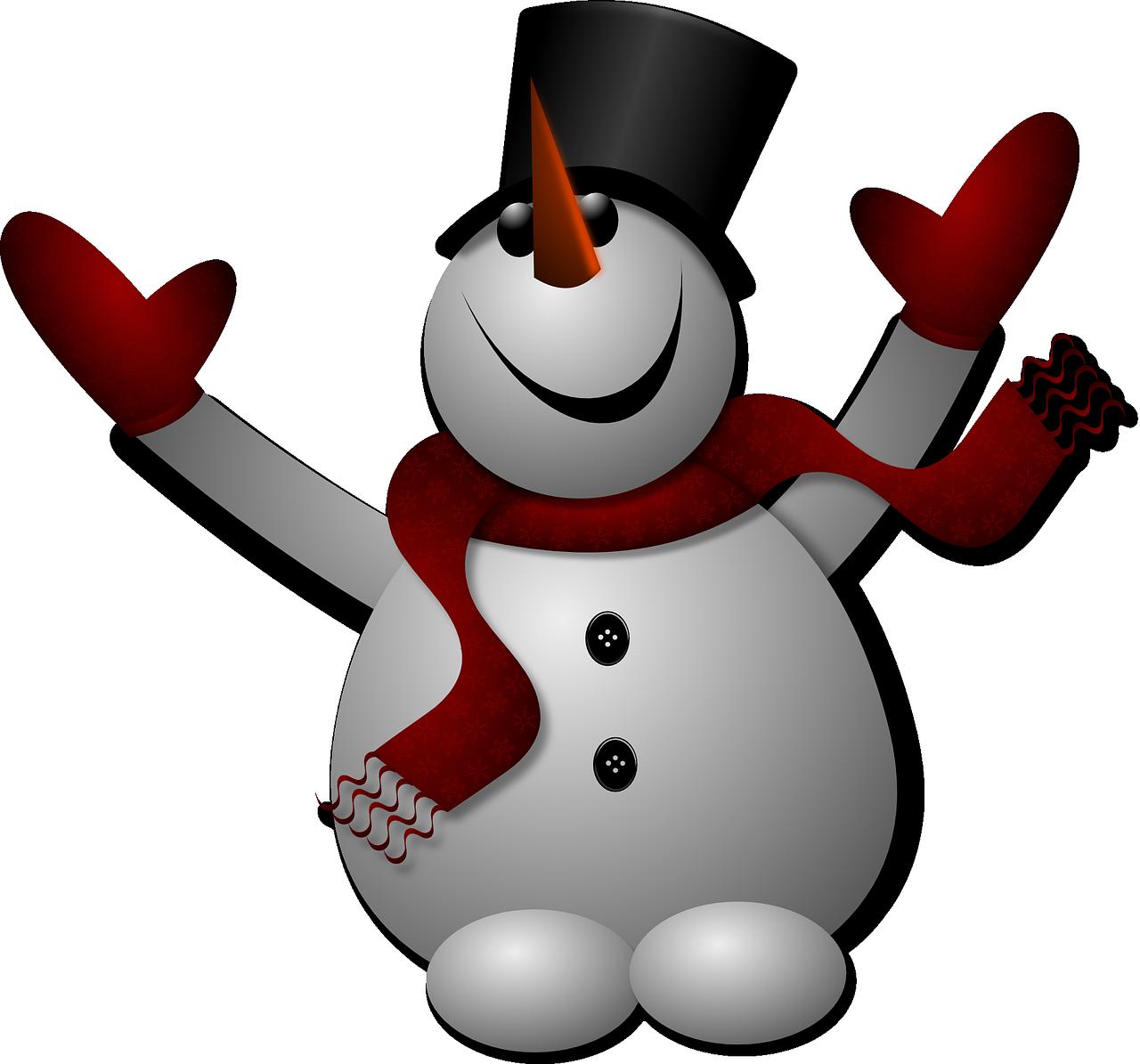 Snow facts for kids. Sunglasses clipart snowman