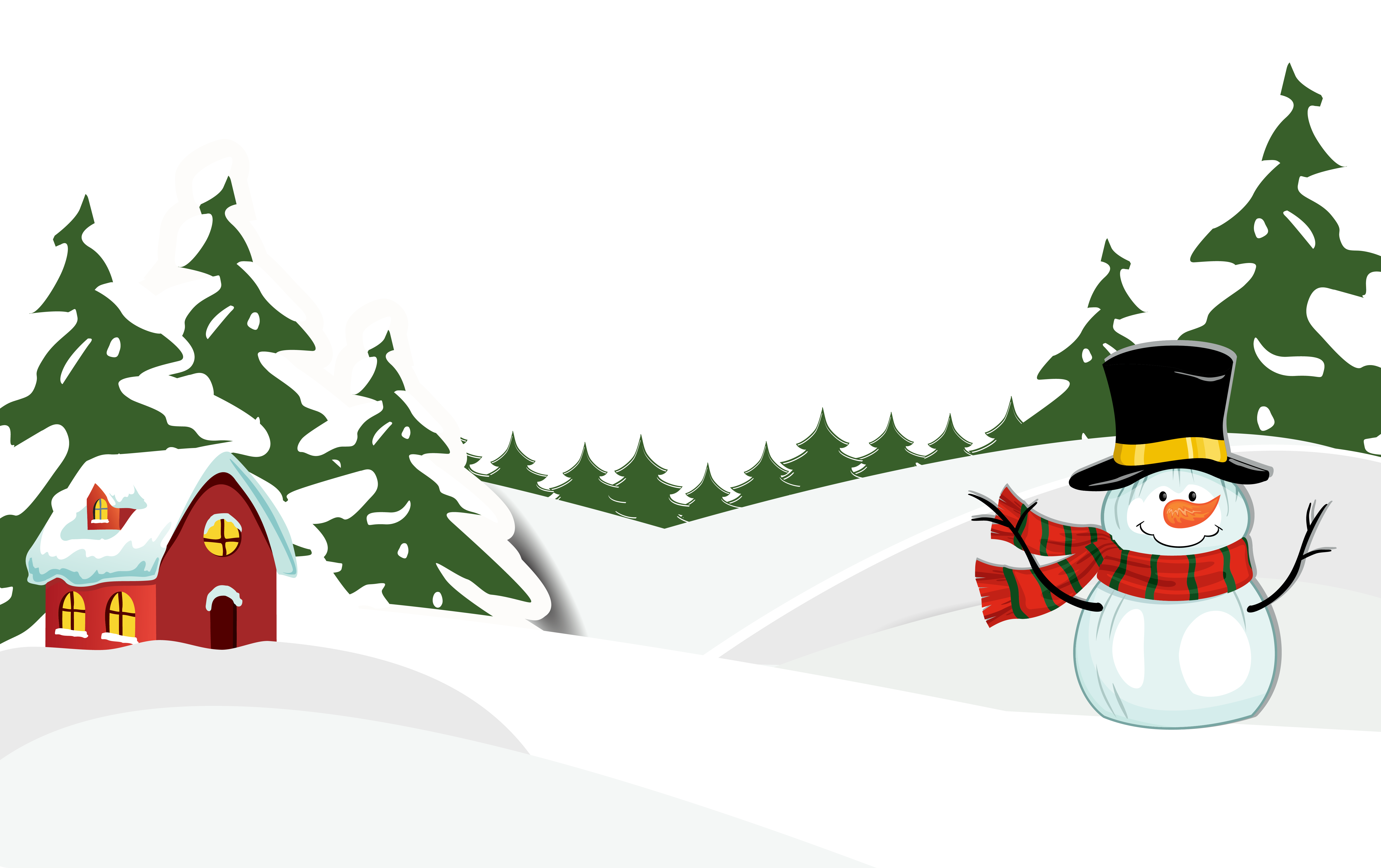 collection of high. Mailbox clipart snowy