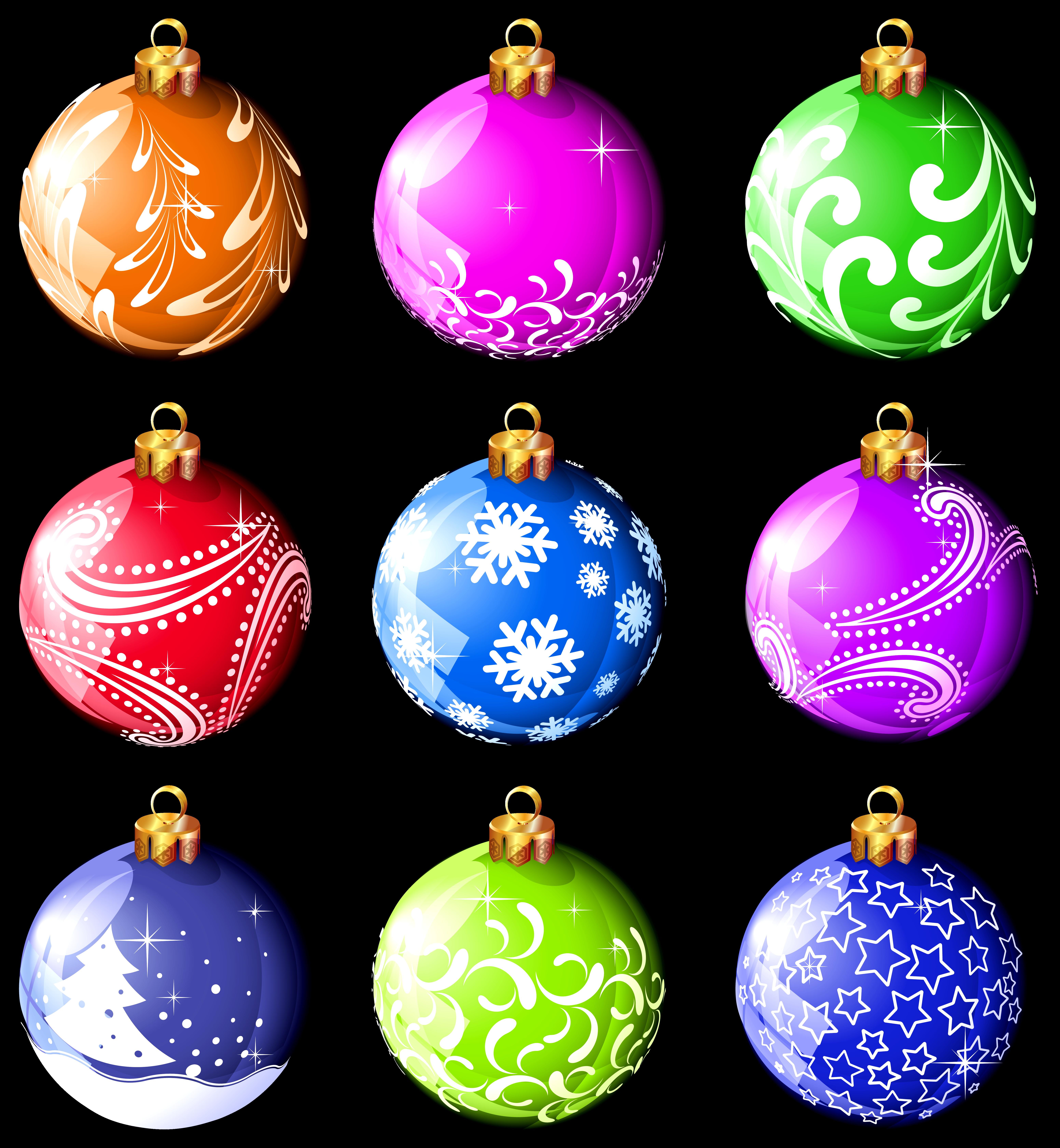 Spun cotton christmas tree. Clipart snowman ornament