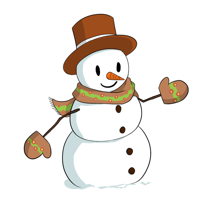 Tawanka times smore newsletters. Smores clipart snowman