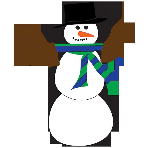 Smores clipart snowman. Foster staff e blast