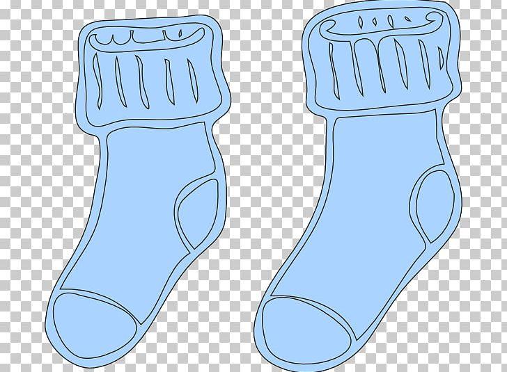 Clipart socks blue boot. Sock shoe png area