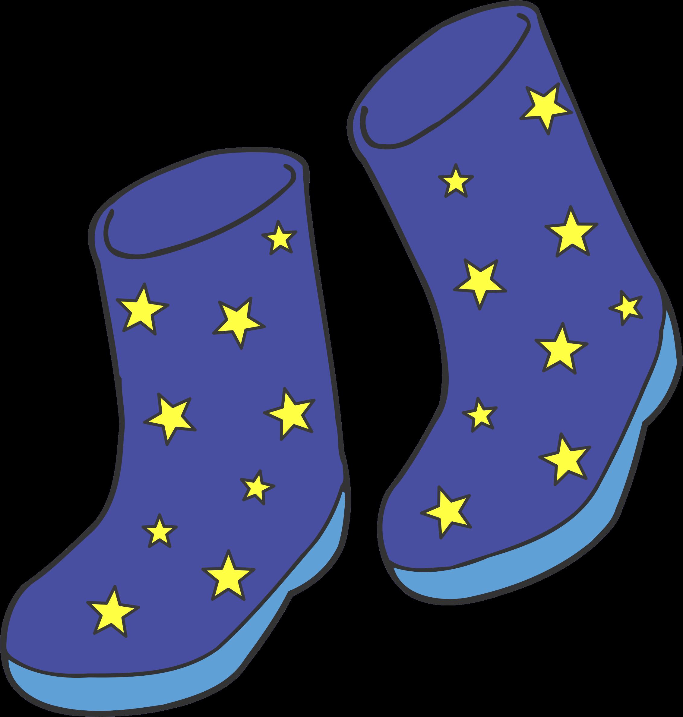 Wellington boots big image. Clipart socks blue boot