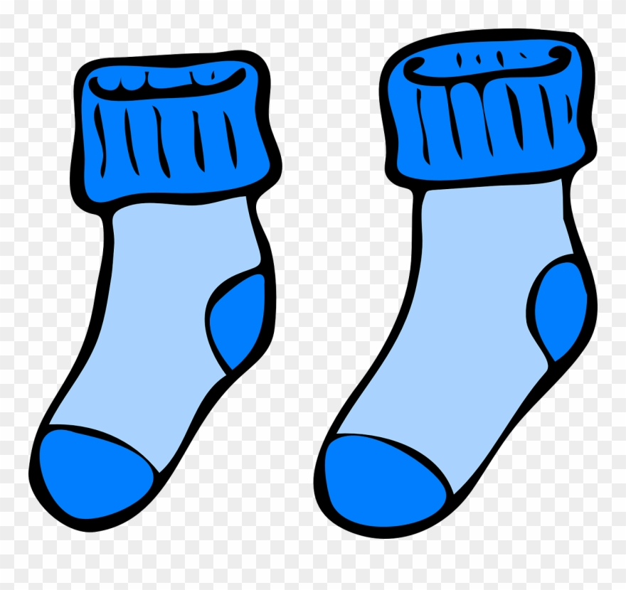 Clipart socks blue dress. Snow explore pictures png