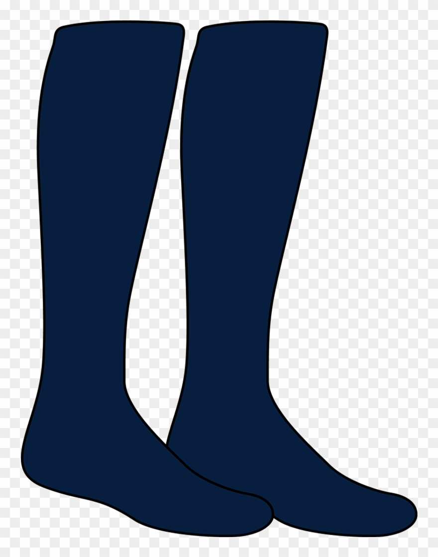 Clipart socks blue item. Png download pinclipart