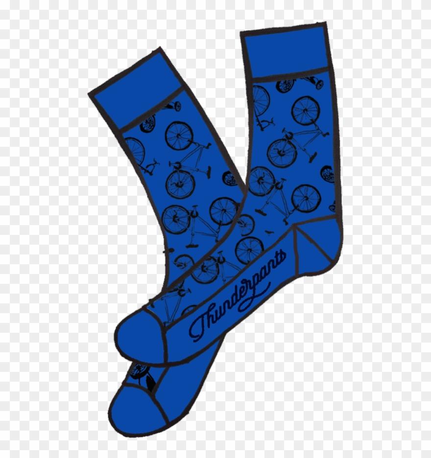 Sock png download . Clipart socks blue item