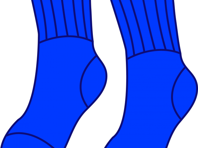 Free download clip art. Clipart socks blue item