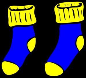 Im genes predise adas. Clipart socks blue socks