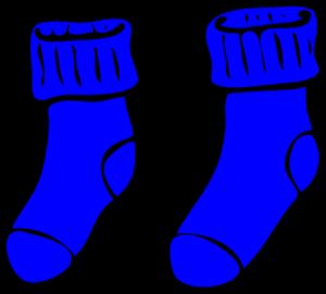 Clipart socks blue socks. Png svg clip art