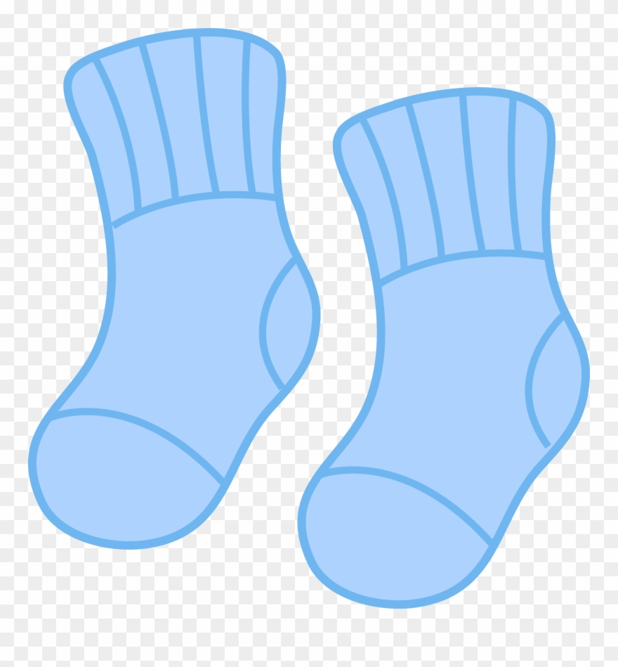 Clipart socks blue socks. Baby boy shower engaging