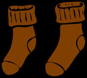 Sock png svg clip. Clipart socks brown