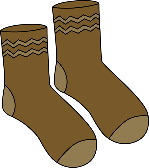 Clipart socks brown. Free cliparts download clip