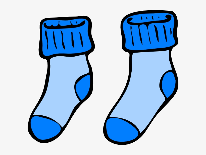 Clipart socks clothes. Sock free content clothing