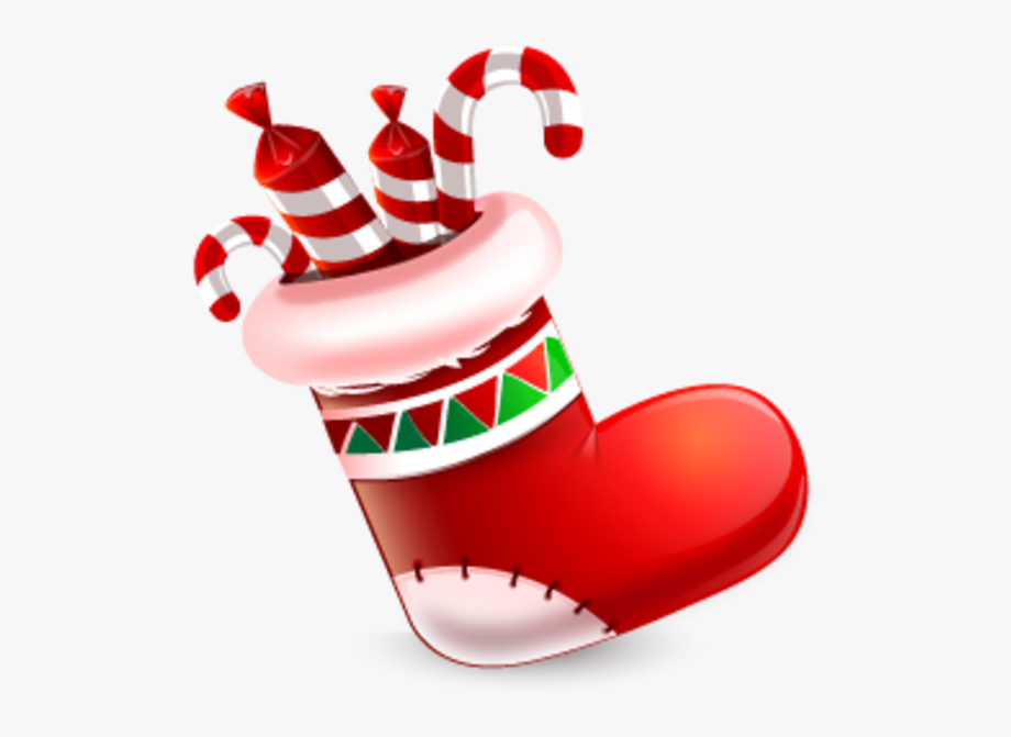 Mittens for christmas . Elf clipart socks