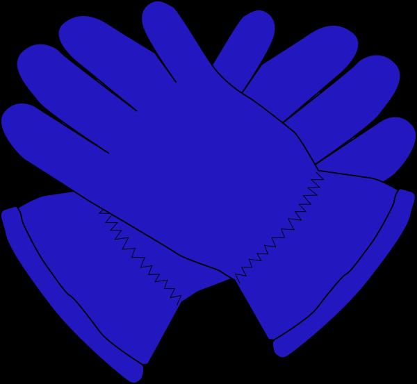 Gloves clip art at. Mittens clipart vector